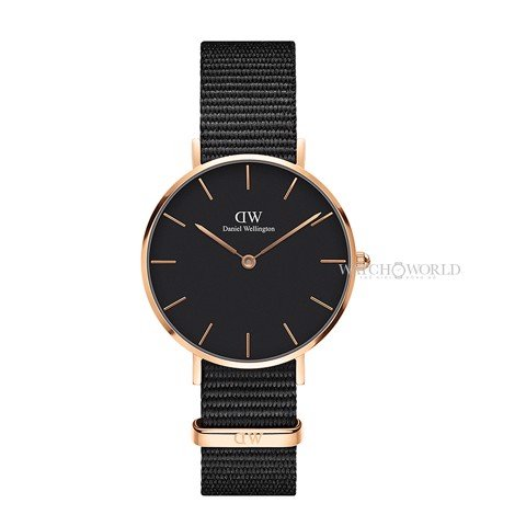 DANIEL WELLINGTON - Classic Petite Cornwall 32mm Rose Gold - Ladies Watch