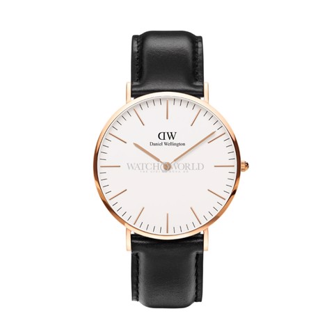 DANIEL WELLINGTON Classic Sheffield DW00100007 40mm - Mens Watch
