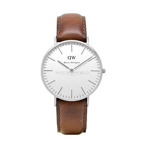 DANIEL WELLINGTON Classic St Mawes DW00100052 36mm - Ladies Watch