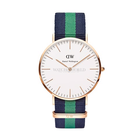 DANIEL WELLINGTON Classic Warwick DW00100005 40mm - Mens Watch
