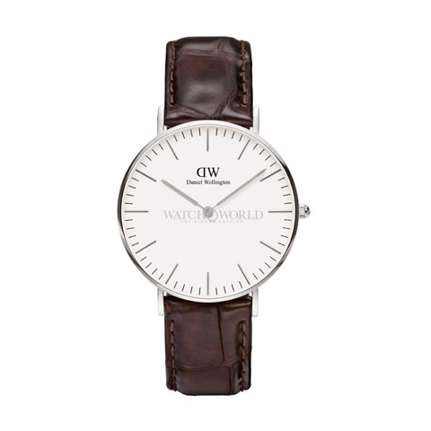 DANIEL WELLINGTON Classic York DW00100055 36mm - Ladies Watch