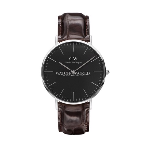 DANIEL WELLINGTON Classic York DW00100134 40mm - Mens Watch