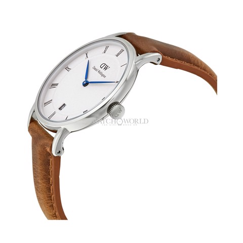 DANIEL WELLINGTON Dapper Durham 34mm - Ladies Watch