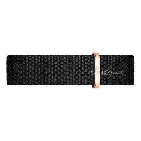 DANIEL WELLINGTON - Petite Cornwall 14mm Rose Gold - Ladies Strap