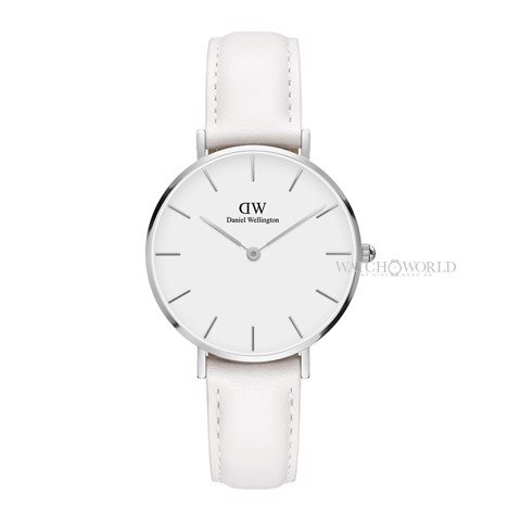 DANIEL WELLINGTON - Petite Bondi 32mm Silver - Ladies Watch