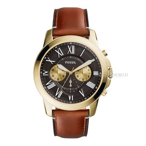 FOSSIL Grant Chronograph Light 44mm - Mens Watch