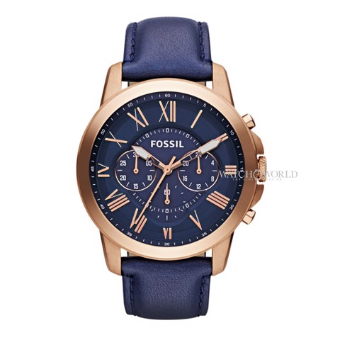 FOSSIL Grant Multi Function 44mm - Mens Watch