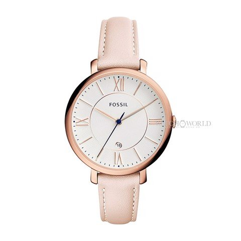 Fossil Jacqueline White Set 36mm - Ladies Watch