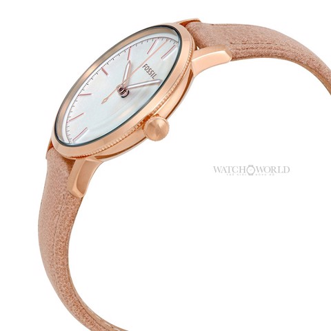 Fossil Neely White 34mm - Ladies Watch