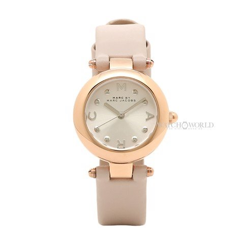 MARC JACOBS Dotty Silver Dial 34mm - Ladies Watch
