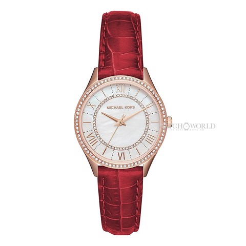Michael Kors Cinthia Mother 33mm - Ladies Watch
