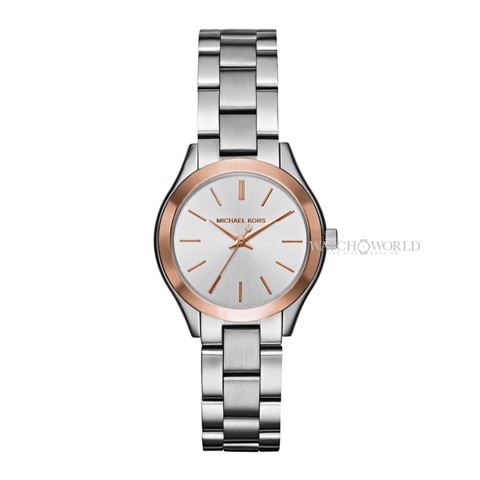 Michael Kors Mini Slim Runway 34mm - Ladies Watch