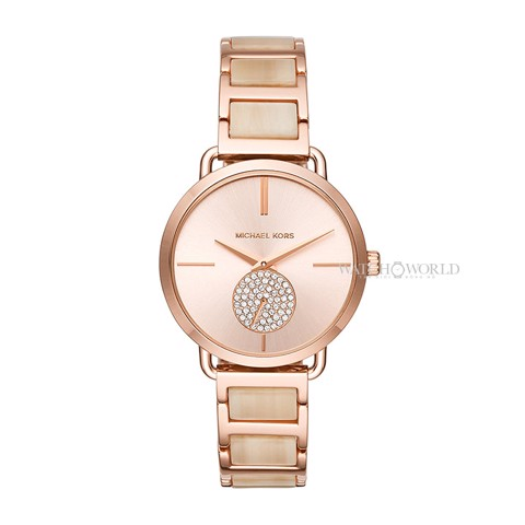 Michael Kors Portia Rose Sunray 36mm - Ladies Watch