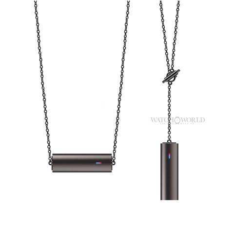 MISFIT Ray Lariat - Mens Necklace