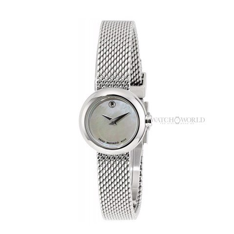MOVADO Mother of Pearl 20mm - Ladies Watch