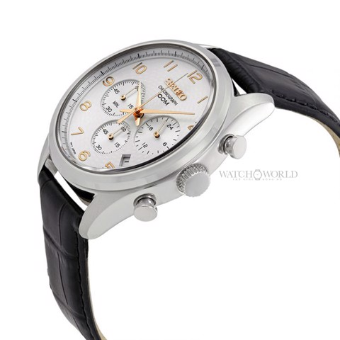 SEIKO Chronograph 42mm - Mens Watch