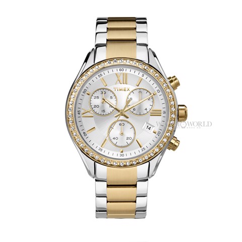 TIMEX City Chronograph 38mm - Ladies Watch