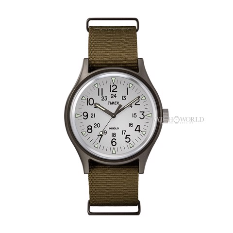 TIMEX Aluminum 40mm - Mens Watch