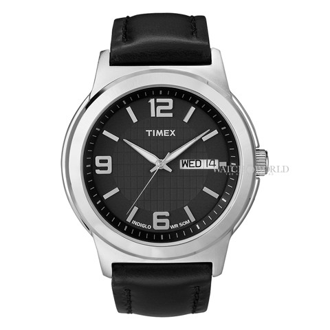 TIMEX Bank Street 40mm - Mens Watch