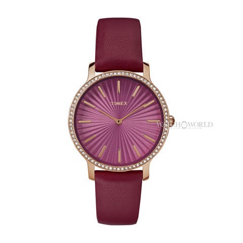 TIMEX Metropolitan Starlight 34mm - Ladies Watch