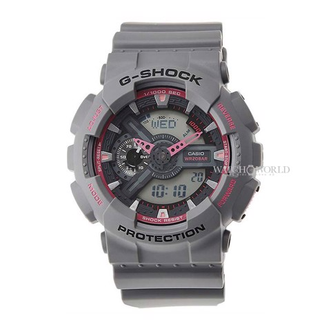 CASIO G-SHOCK GA-110TS-8A4DR 55mm - Mens Watch