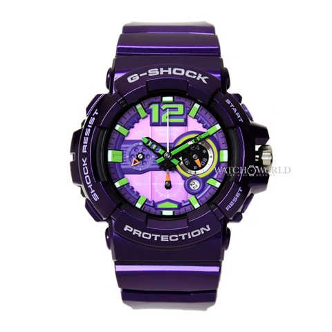 CASIO G-SHOCK GAC-110-6ADR 55mm - Mens Watch