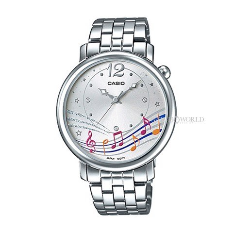CASIO LTP LTP-E123D-7ADF 41mm - Ladies Watch