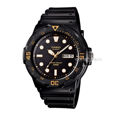 CASIO MWR MRW-200H-1EVDF 43mm - Mens Watch