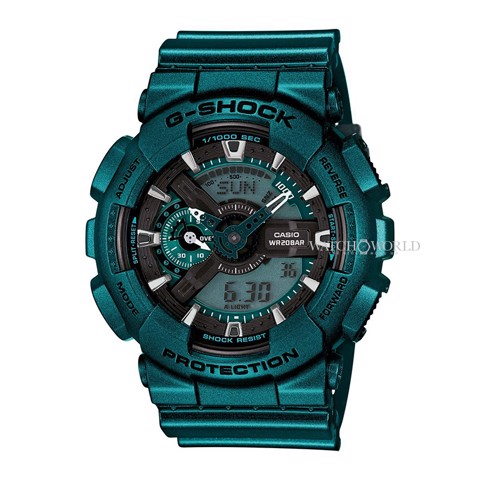 CASIO G-SHOCK GA-110NM-3ADR 55mm - Mens Watch