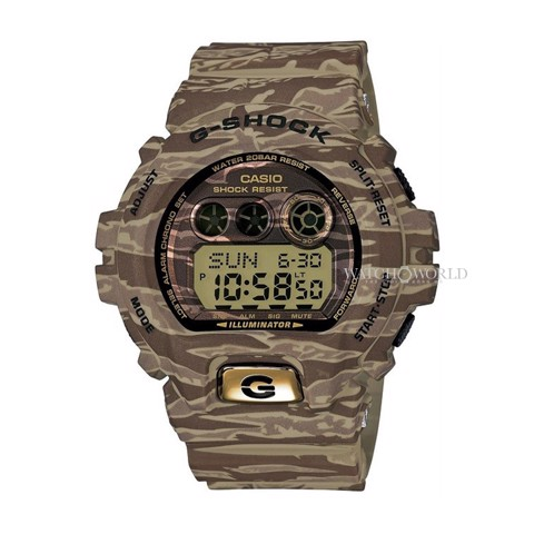 CASIO G-SHOCK GDX-6900TC-5DR 57mm - Mens Watch