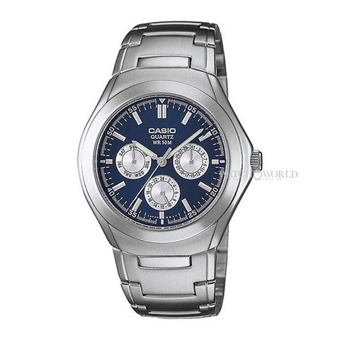 CASIO MTP MTP-1247D-2AVDF 41mm - Mens Watch