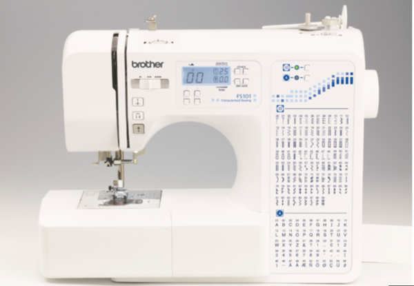 Máy may Brother FS101 (Sewing Machine)-Máy May Brother TPHCM | www.anhem.com.vn