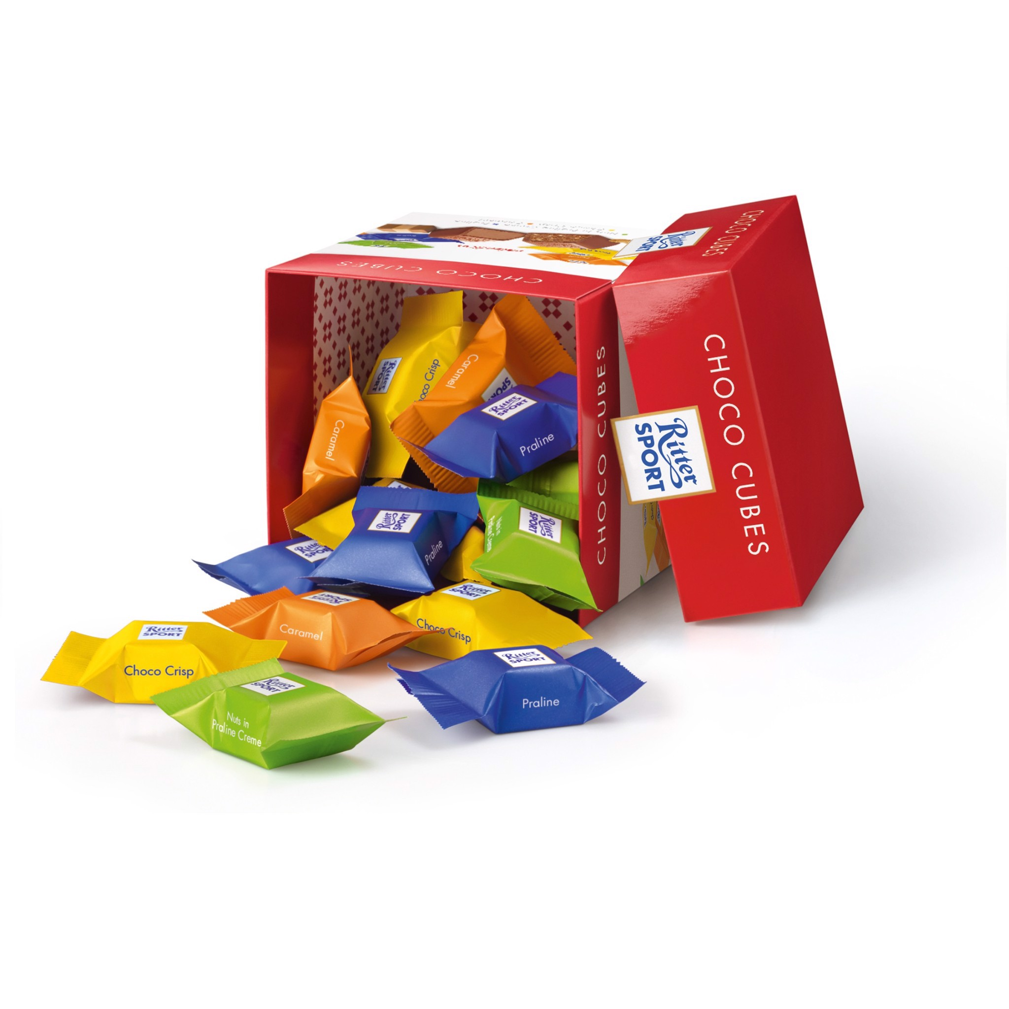 Chocolate Ritter Sport Bunter Mix