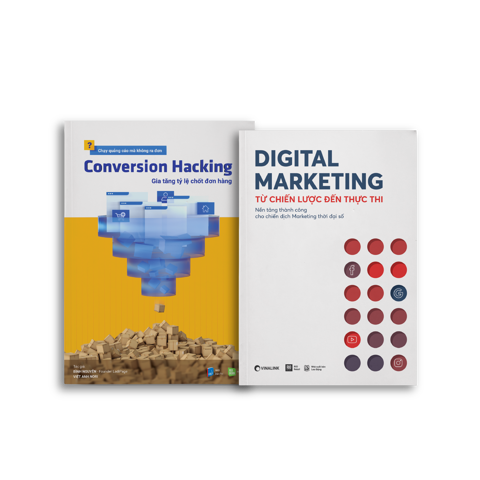[COMBO] Conversion Hacking + Digital Marketing