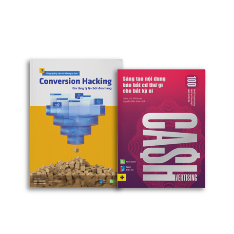 [COMBO] Conversion Hacking + Ca$hvertising