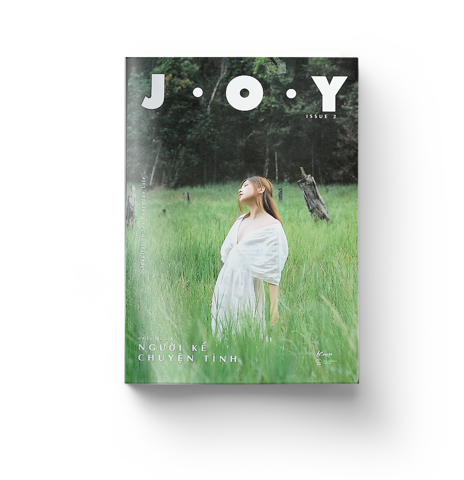 J.O.Y Magazine Book Issue 2