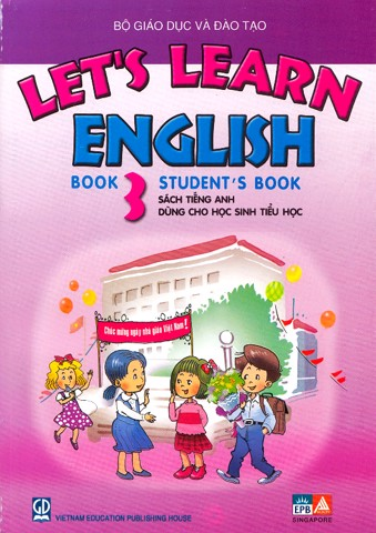 Let's Learn - Student book - book 3 (lớp 5)