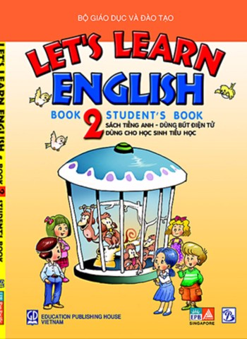 Let's Learn - Student book - Book 2 (lớp 4)