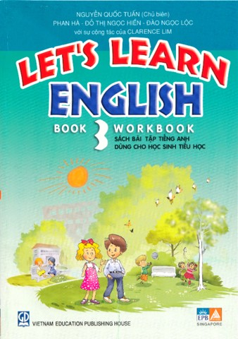 Let's Learn - Workbook - Book 3 (lớp 5)