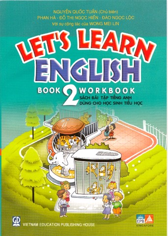 Let's Learn - Workbook - Book 2 (lớp 4)