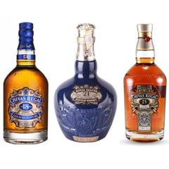 Rượu chivas 18, 21, 15 scotch whisky 700ml