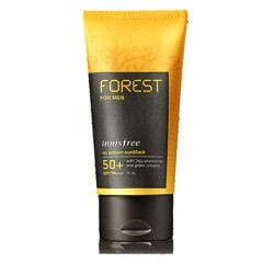Kem Chống Nắng Innisfree Forest For Men No Sebum Sunblock SPF 50+/PA+++ (70ml)