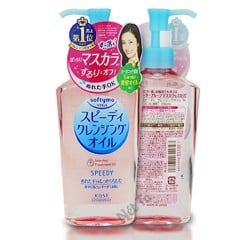 Dầu tẩy trang Kosé Cosmeport Softymo Speedy Cleansing Oil 230ml