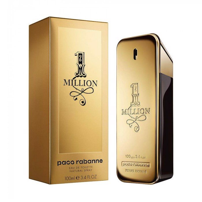 Nước hoa Paco Rabanne One Million EDT 100ml