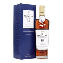Rượu Whisky Macllana 18 Years Old 700ml của Scotland