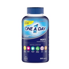 Bổ sung Vitamin One A Day Men's Multivitamin Health Formula cho nam của Mỹ