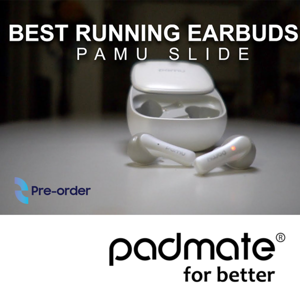 Tai nghe Pamu Slide Plus | White