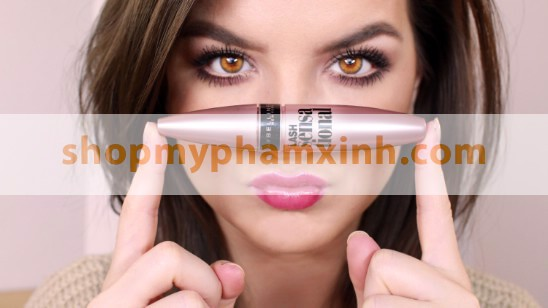 Mascara Maybelline Lash Sensational 9ml