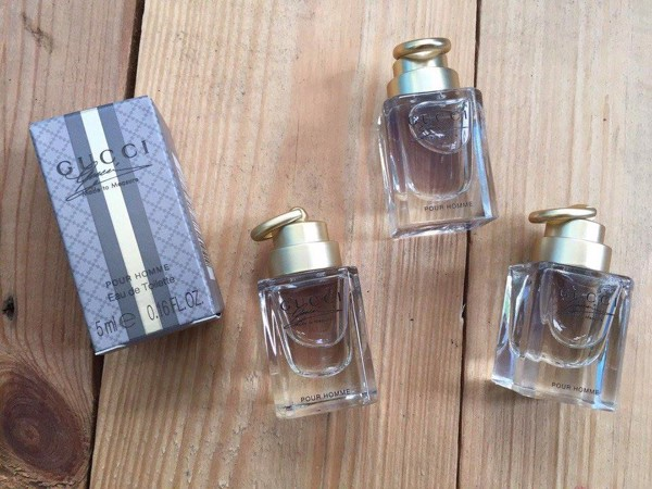 Nước hoa Mini Gucci Made To Measure Pour Homme EDT MEN (5ml)