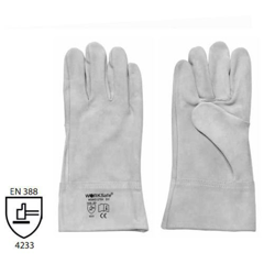 Găng tay bảo hộ WORKSafe® SPLIT LEATHER GLOVES